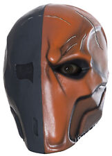 Deathstroke Mask Full Latex Adult DC Comics Batman Villain Justice League