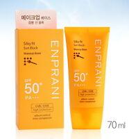Korean Cosmetics_Enprani Silky Fit Sun Block (spf 50+, pa+++) 70ml