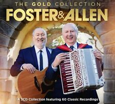 FOSTER & ALLEN THE GOLD COLLECTION 3 CD SET (60 TRACKS) (March 3rd 2017)