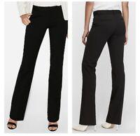 Women's Express Black Editor Dress Pants Size 8R