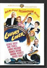 WB Archive Coll., 1948 Musical Comedy LUXARY LINER, G Brent, J Powell, USED DVD