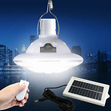 Hot Outdoor/Indoor Solar Lamp Hooking Lighting Remote Control 22 Led