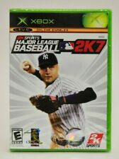 Major League Baseball 2K7 (Microsoft Xbox, 2007) NEW