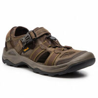 Teva M Omnium 2 Sandalo uomo chiuso outdoor trekking mare brown marrone