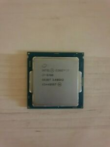 processeur (CPU) INTEL CORE i7 6700