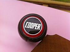 Classic Mini Cooper leather gear knob