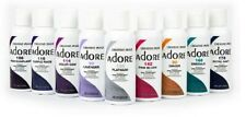 ADORE SEMI-PERMANENT HAIR COLOR 4OZ WITH FREE SHIPPING!!