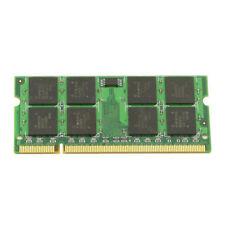 Memoria aggiuntiva 2GB PC2-5300 DDR2 677MHZ Memoria per notebook Y4Y2 F8A5