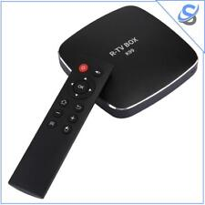 R-TV BOX K99 TV Box 4K Android 6.0 Hexa Core 4GB RAM+32GB ROM WiFi Black