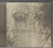 NOSTALGIE - as life disappears CD
