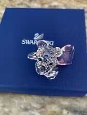 Swarovski Crystal Kris Bear With You #5103230, New in Box, never displayed