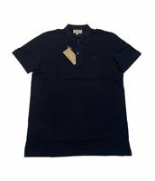 Burberry London Polo - Black in All Sizes (S, M, L, XL, XXL)