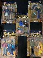 McFarlane Toys Beatles Yellow Submarine Series 1 COMPLETE SET Lot of 5 NIB