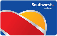 $200 Southwest Airlines Gift Card - Fast Email delivery