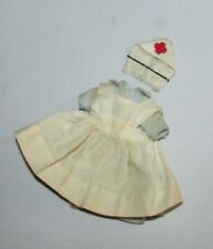 Vintage Cosmopolitan Ginger Doll Nurse Uniform