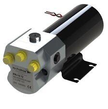 HyPro PR+1012 Hydraulic Reversing Motor Pump 1.0 Litre 12V for Autopilot