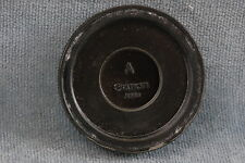 "CANON RANGEFINDER M39 SCREW-MOUNT LENS REAR LENS CAP TYPE ""A"""