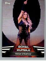 2018 Topps WWE Women's Division Evolution Royal Rumble - Pick A Card