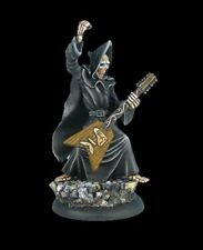 Micro Art Studio Death With Guitar Metal Discworld Miniature D00110