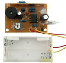E68 Vibration Activated Electronic Alarm Circuit Module DIY Kit DC 3V-6V battery