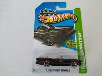 Hot Wheels Batman Classic TV Series Batmobile 62/250 HW Imagination 2013