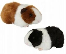 LIVING NATURE - Guinea Pig with Sound Super Soft Plush Toy Pet Gift