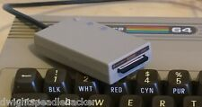 LIMITED EDITION Genuine recycled C64 ABS case SD2IEC SD Card 1541 disk drive
