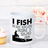 Fishing Gift For Fathers Day Funny Fishing Mug Fisherman Mug Fisherman Coffee