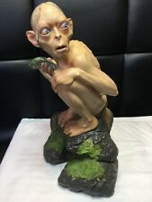 The Lord of the Rings The Two Towers Smeagol Exclusive Dvd Collectible Figure