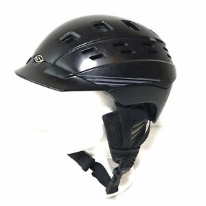 Smith Variant Brim Ski Snowboard Helmet Size Small Vented Boa Fitted