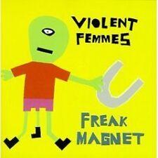 """VIOLENT FEMMES """"FREAK MAGNET"""" CD [NEW & SEALED]"""