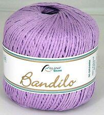 Rellana Bandilo Bändchengarn Farbe: flieder (37) - 50 g