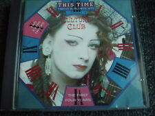 Culture Club-This Time 12 Worldwide Hits CD-Made in UK