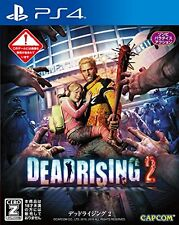 Used PS4 DEAD RISING 2  Import Japan