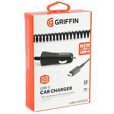 Genuine Griffin USB Tipo 3Amp in-C Caricabatteria da auto per Samsung Galaxy Note 8/S8/S8+