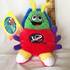 RARE Y2K Bug Millennium Collectible Vintage Plush Stuffed Toy
