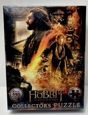 Hobbit The Desolation of Smaug Collectors Puzzle 550pcs18x24  SEALED BRAND NEW