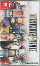 Final Fantasy Ix - Nintendo Switch
