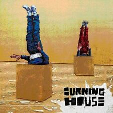 BURNING HOUSE - WALKING INTO A BURNING HOUSE - 14 TITRES - 2013 - NEUF NEW NEU