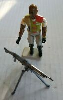 1986 Vintage GI Joe ROADBLOCK Heavy Machine Gunner v2 COMPLETE (1)