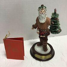 "1983 Duncan Royale Santa Claus ""Pioneer� Numbered & Signed in Original Box"