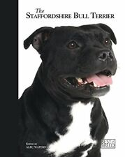 Staffordshire Bull Terrier - Best of Breed by Alec Waters Hardback Book The Fast