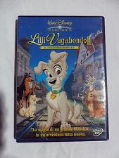 LILLI E IL VAGABONDO II Il Cucciolo Ribelle Film DVD