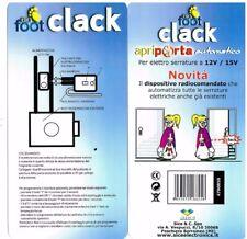 Apriporta per elettroserratura con telecomando SICE CLACK  senza alimentazione