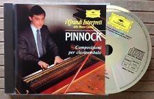 TREVOR PINNOCK / HANDEL... - CD (I grandi interpreti nr. 73 - De Agostini)