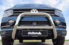 VW Bus T6 Frontbügel Personenschutzbügel Edelstahl poliert EG-geprüft