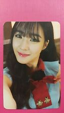 SNSD TIFFANY Official Photo Card 5th LION HEART #1 Girl's Generation Photocard