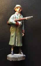 Elastolin Masse Soldat Wk2 Soldat Wache mit Gewehr
