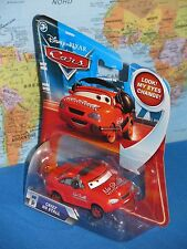 DISNEY PIXAR CARS CHIEF NO STALL #60 LOOK MY EYES CHANGE ***BRAND NEW & RARE***