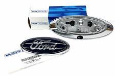 Ford F-150 Tailgate Back Up Camera Housing Bezel & Emblem - F-150 2009-2014